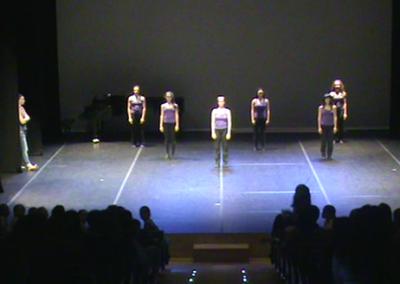 Clase abierta de Danza contemporánea | EPDCYL