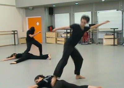Examen de Danza contemporánea | EPDCYL